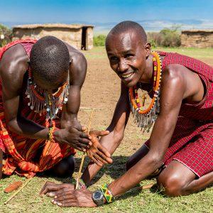 Masai Fire7386