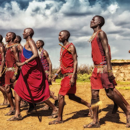Masai Walk Dance 2A7357